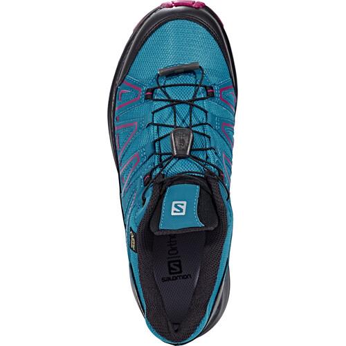 Acheter Package De Compte À Rebours Pas Cher Salomon XA Centor GTX - Chaussures running Femme - bleu Acheter Pas Cher Nouveau Grande Vente Manchester Abordable Vente En Ligne xsLliU